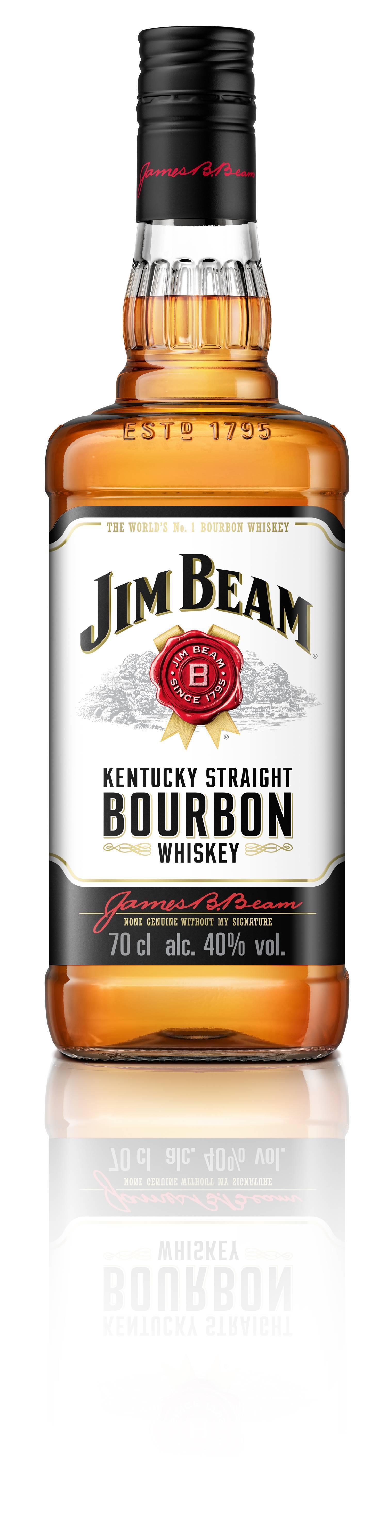 Бурбон jim beam (джим бим) — знакомство с напитком