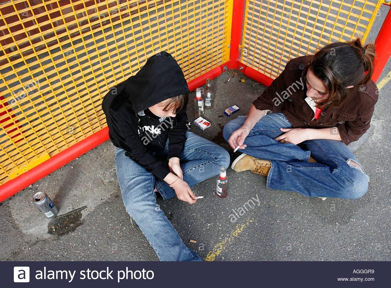 Подростковая наркомания — наркомания среди подростков