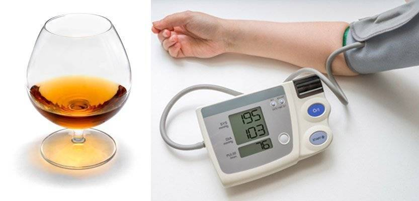 Спиртное и гипертония: как алкоголь влияет на давление?