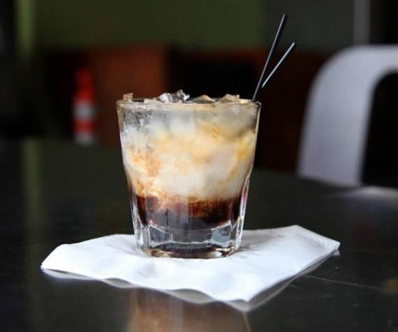 Белый русский коктейль рецепт с фото пошагово - 1000.menu