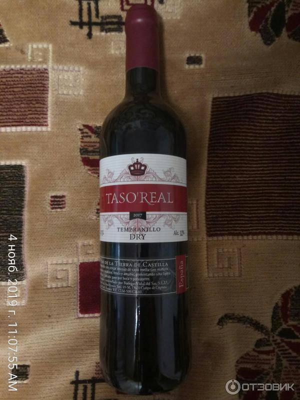 Испанские вина и их особенности