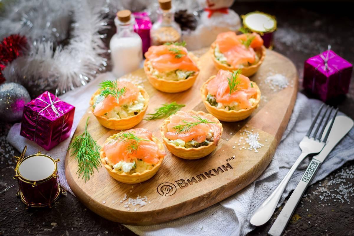 Холодные закуски на праздничный стол на поварёнок.ру
