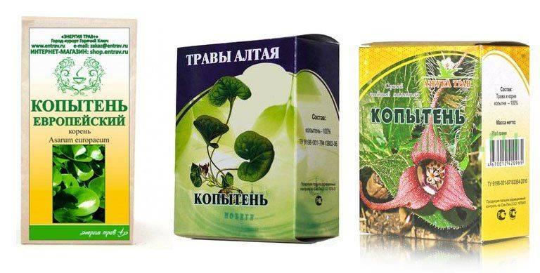 Трава копытень от алкоголизма - действие, рецепт отвара