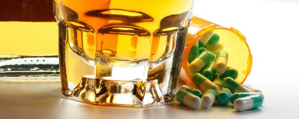 Можно ли принимать эссенциале форте с алкоголем?