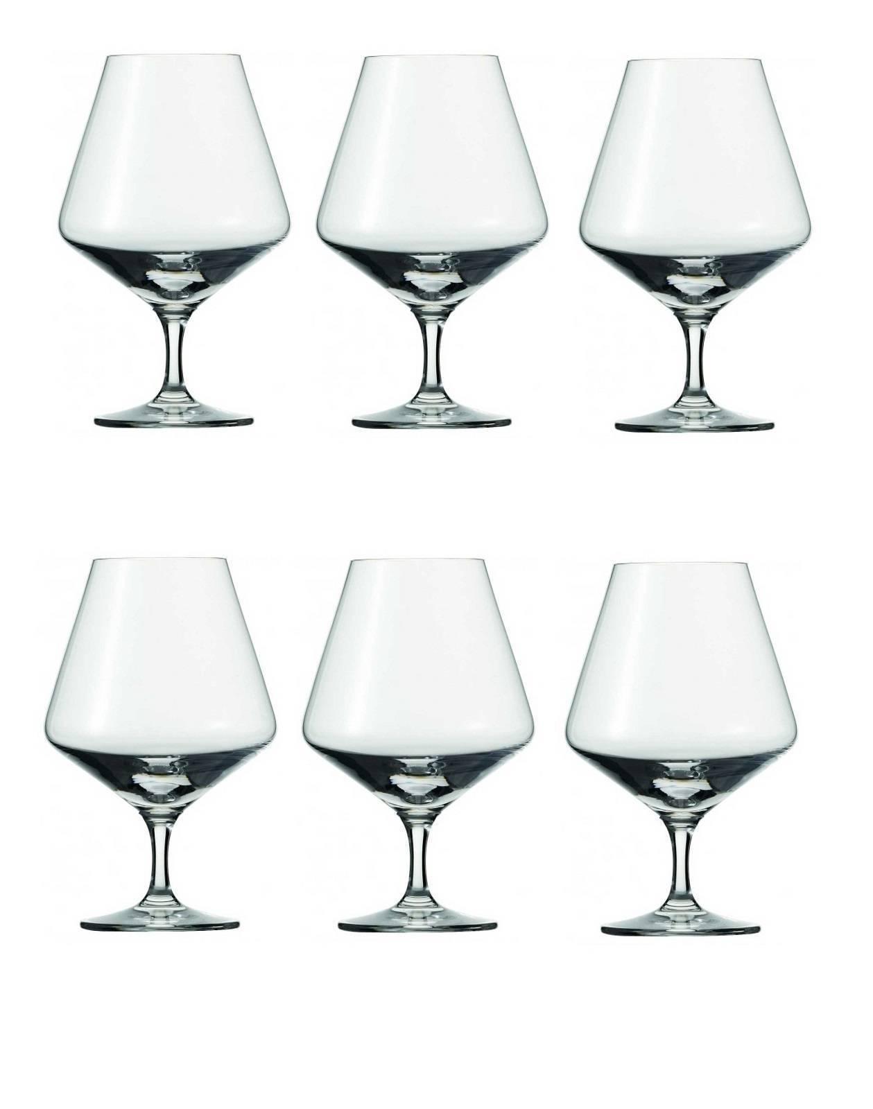 Хрустальные бокалы для коньяка: особенности выбора