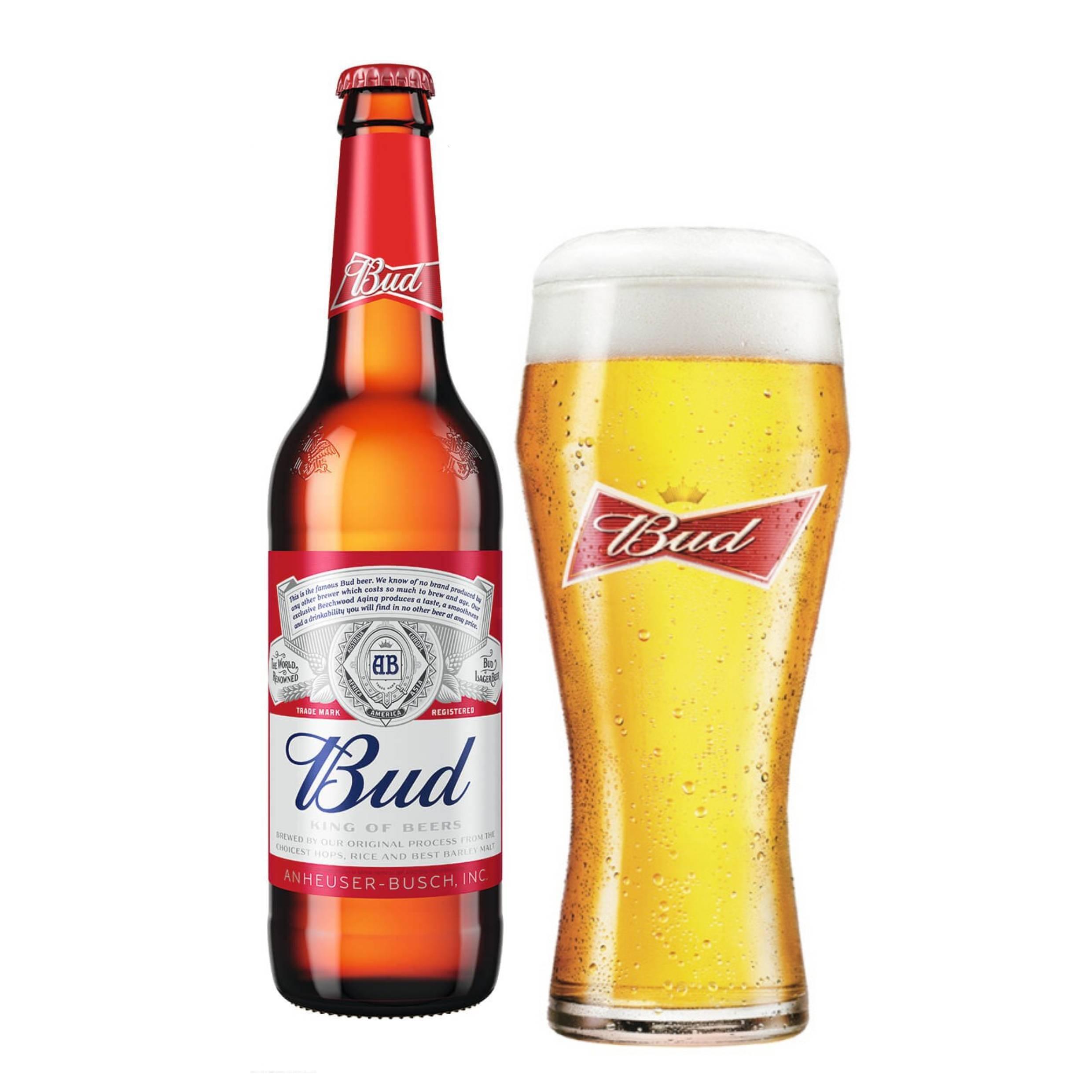 Пиво бад (bud) — особенности и история американского напитка