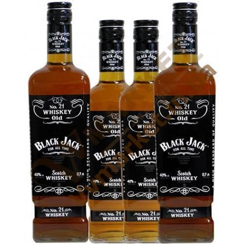 История возникновения виски. блэкджек (виски): краткое описание, цена, отзывы