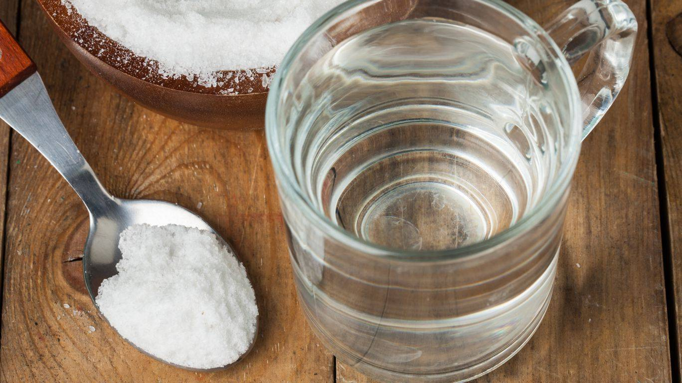 Содовая вода рецепт приготовления в домашних условиях