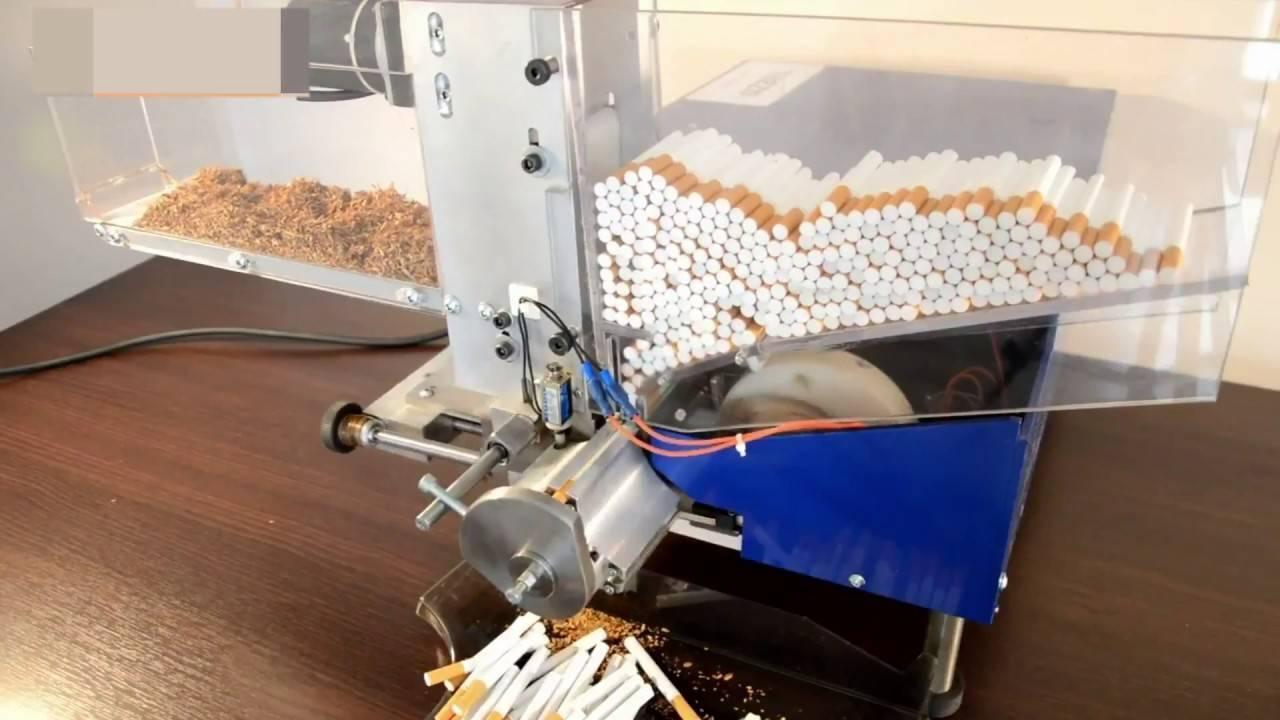 Бизнес по производству сигарет, или как открыть табачную фабрику | bbf.ru