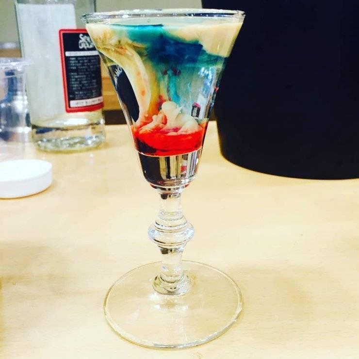 8 потрясающих коктейлей и пуншей для вечеринок с друзьями - секреты гастрономии