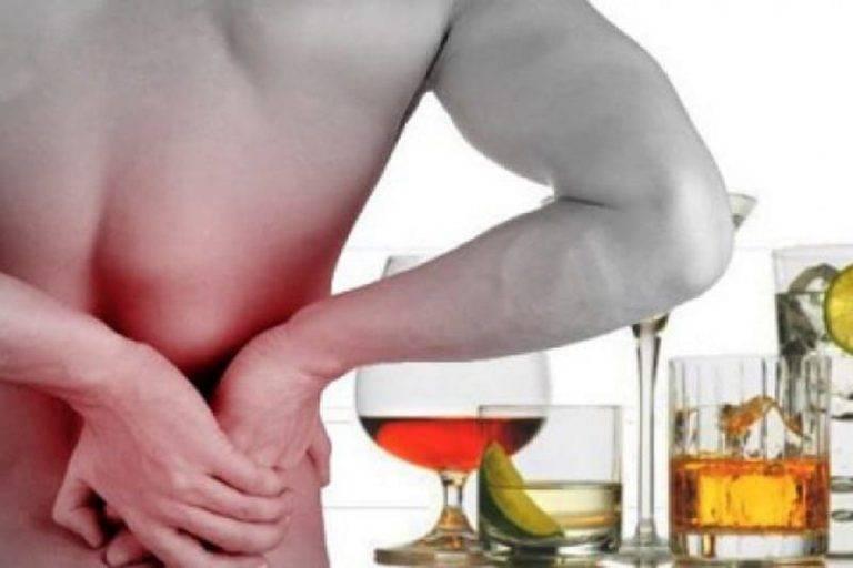 Какой алкоголь можно пить при гастрите, разрешено ли употреблять пиво, водку