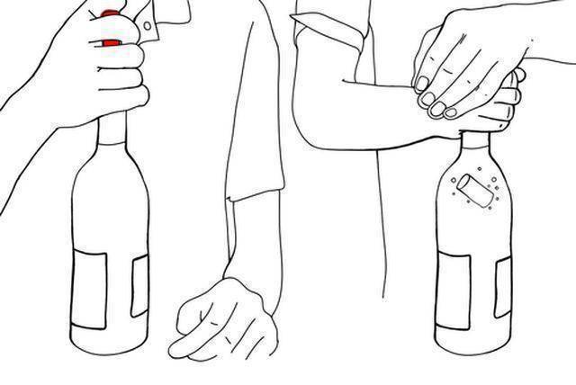 Как открыть без штопора бутылку вина аккуратно и без проблем