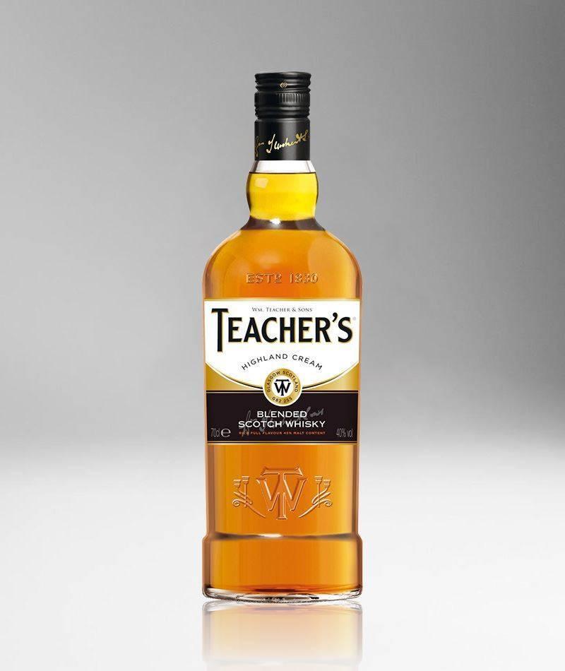 Обзор виски teacher's (тичерс)