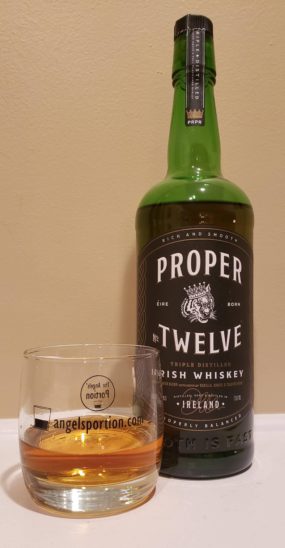 Proper Twelve — виски от правильного ирландца
