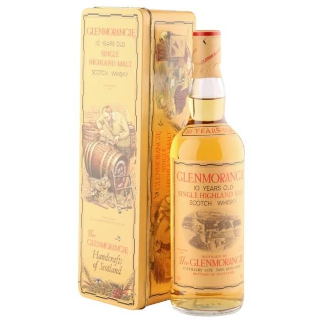 Виски glenmorangie (гленморанджи) — историяс оздания, описание напитка и виды шотландского виски.