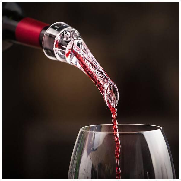 Что такое аэратор для вина