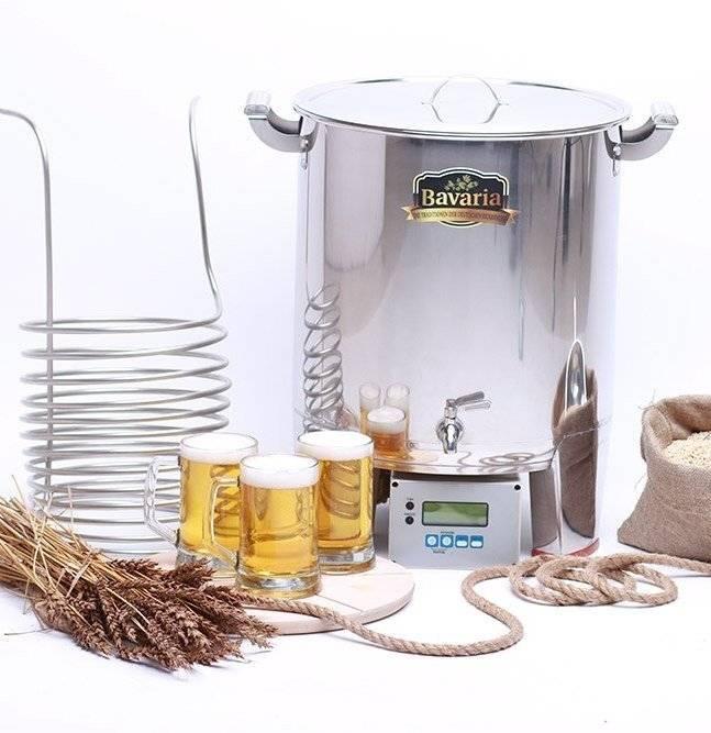 Домашняя пивоварня бавария: полный обзор, особенности, рецепты и отзывы