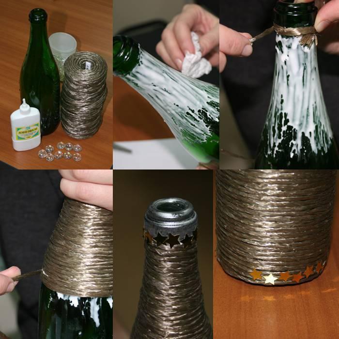 Рецепты домашнего шампанского из винограда.