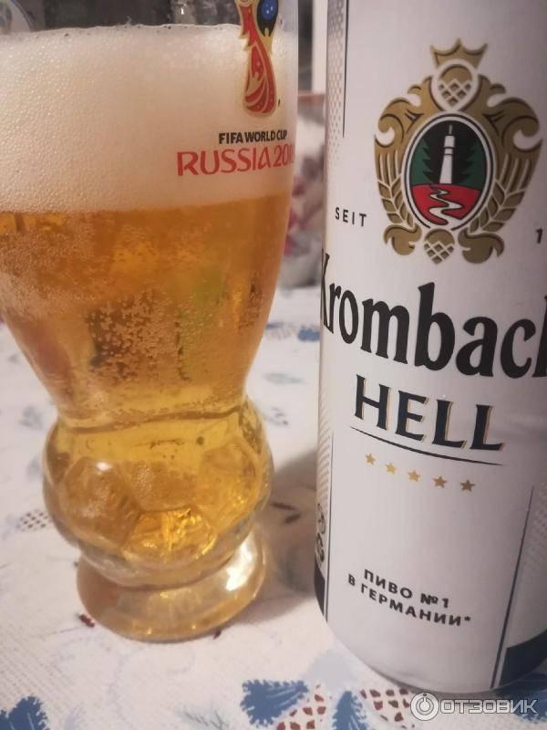 Обзор пива Кромбахер