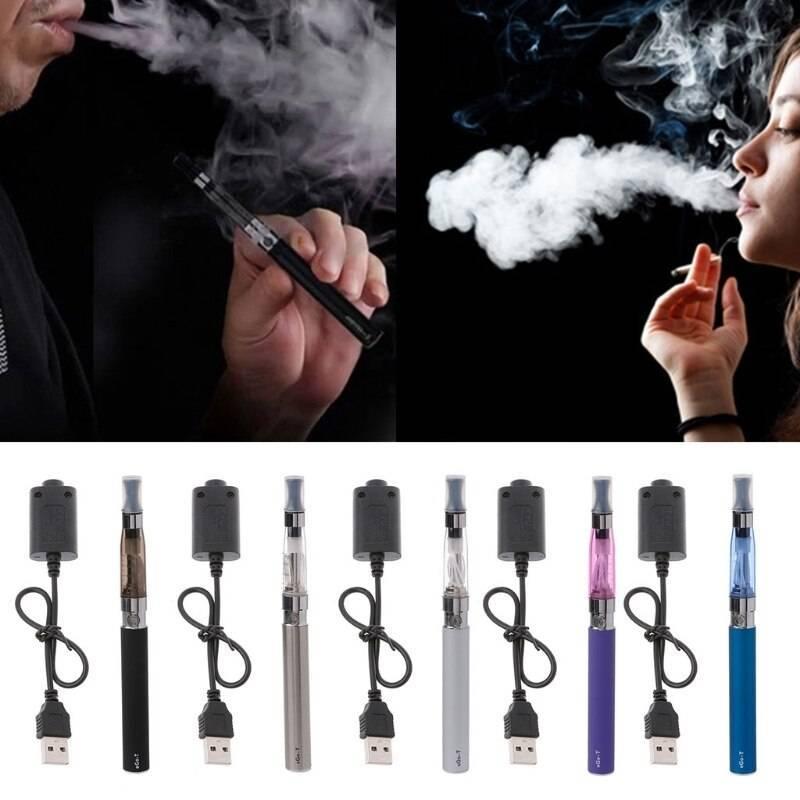 Использование электронной сигареты: плюсы и минусы