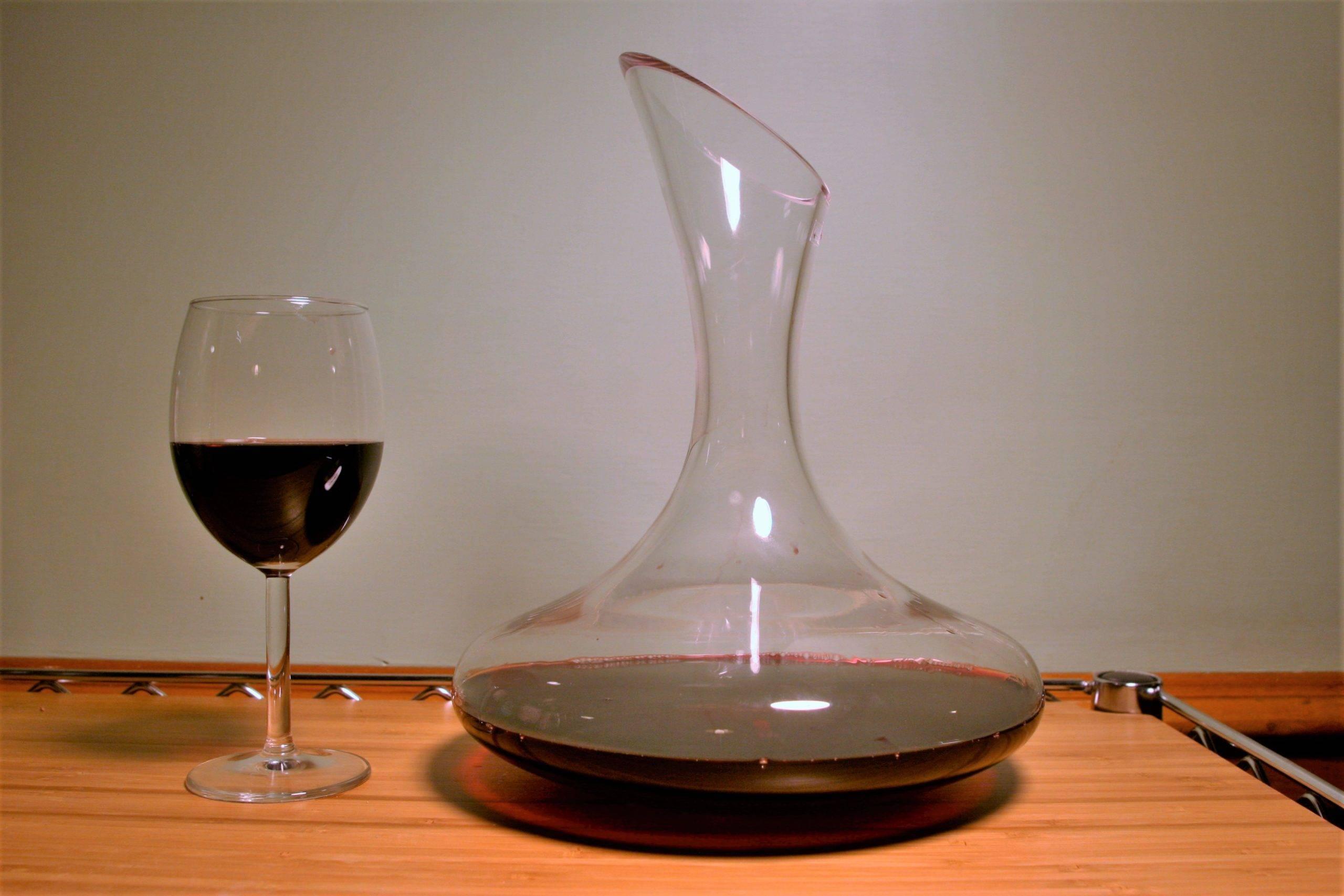 ? декантер для вина: основные функции
