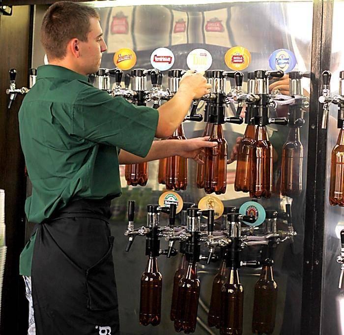 Чем разливное пиво отличается от бутылочного?   в чем разница