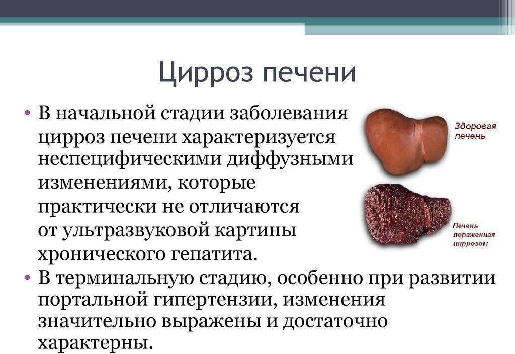 Отказ печени: причины, симптомы, методы диагностики, лечения