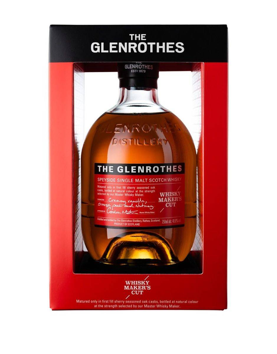 Обзор виски glenrothes (гленротс)