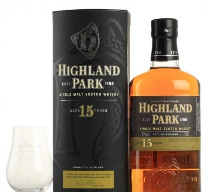 Highland park (хайленд парк)