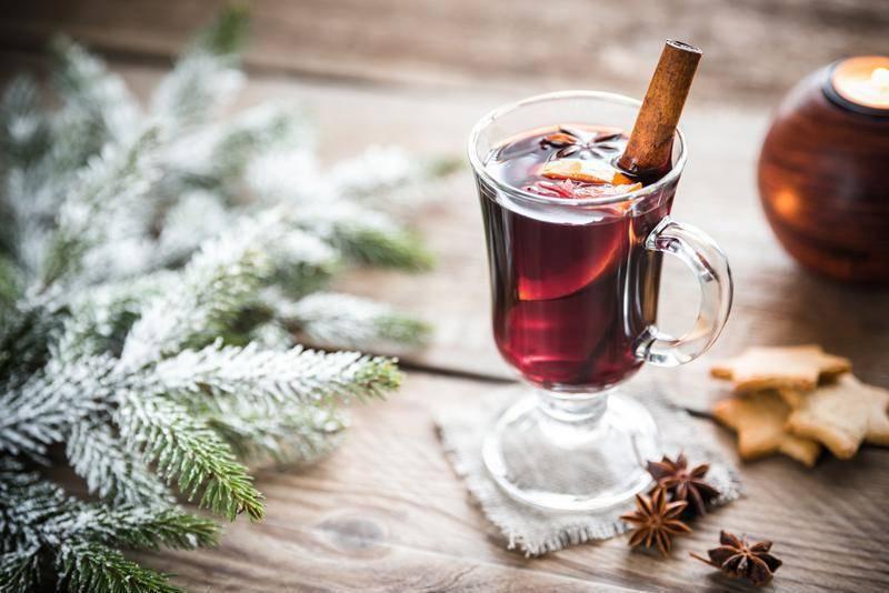 Рождественские напитки рецепты простые вкусные пошагово 2019