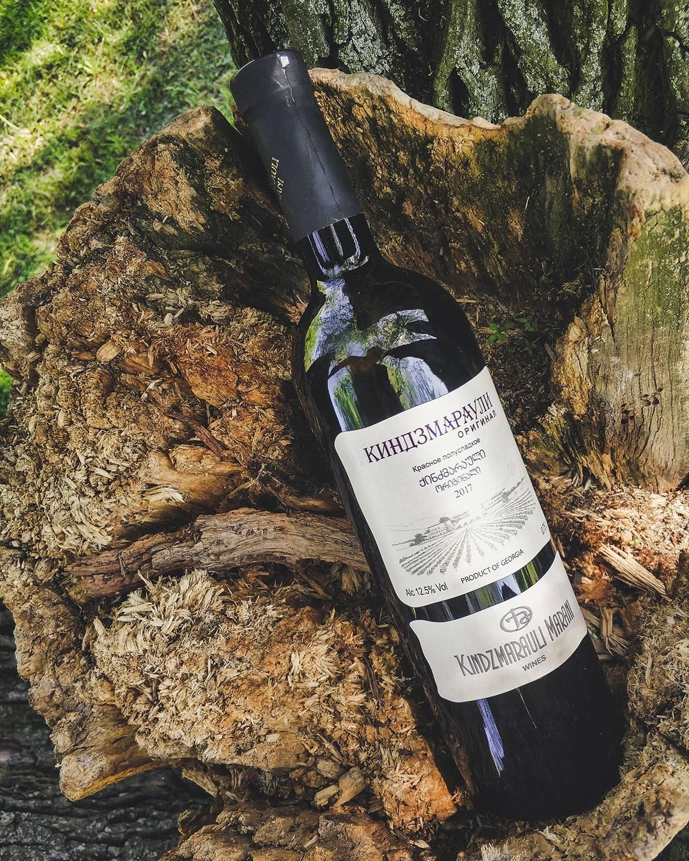 Киндзмараули — ароматный букет для ценителей благородных вин