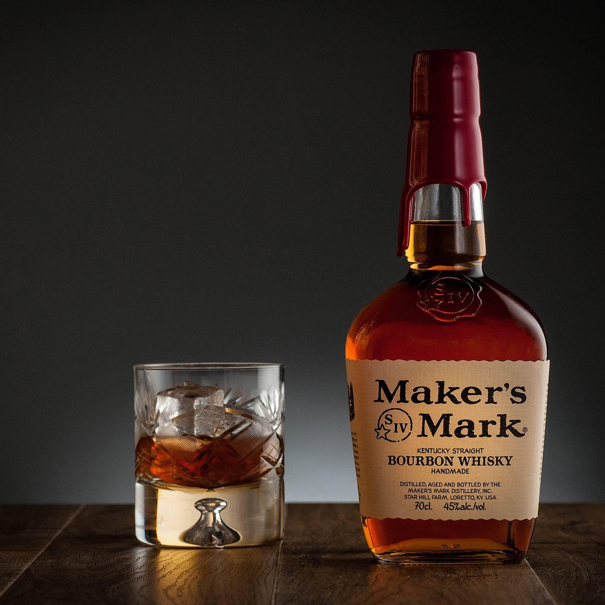 Makers mark как отличить подделку — история алкоголя