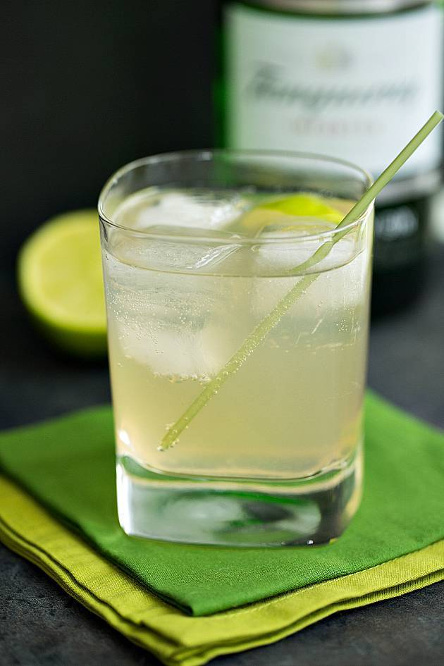 Классические коктейли на основе джина / cocktail60