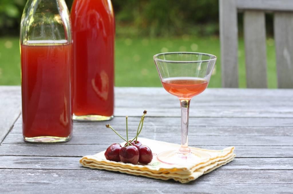Вишневый ликер: 9 рецептов в домашних условиях ⛳️ алко профи