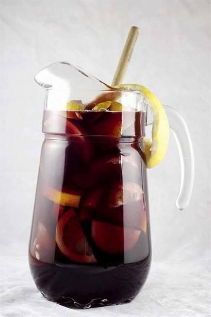 Рецепты коктейля «сангрия» в домашних условиях — разбираем в общих чертах