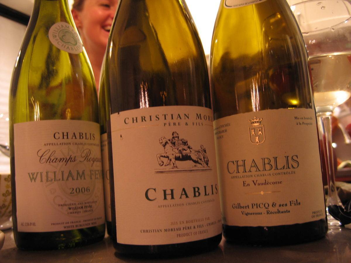"""Французское вино """"шабли"""": фото, описание, отзывы"""
