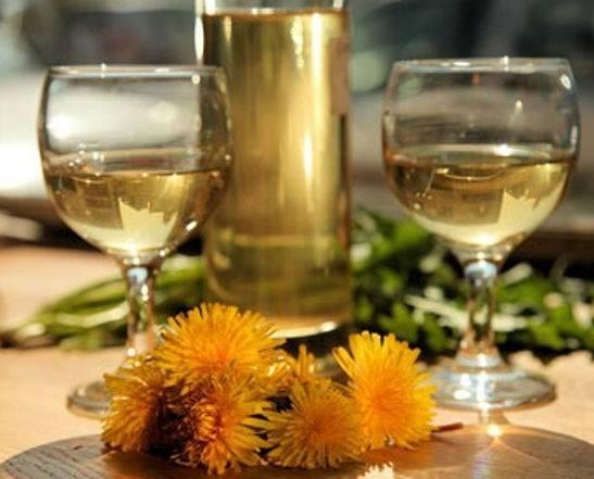 Вино из одуванчиков — рецепты приготовления в домашних условиях