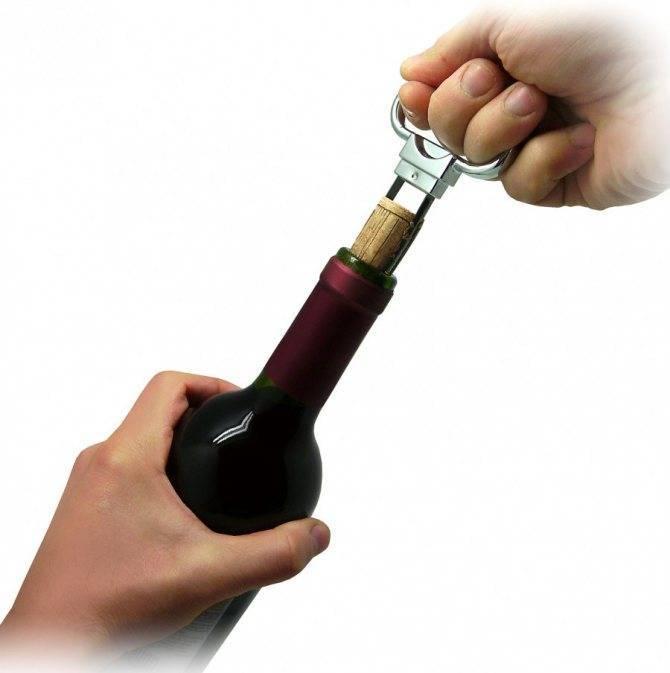 35 способов открыть вино без штопора