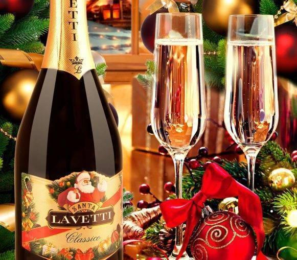 Лачетти шампанское: история напитка, обзор видов, где купить