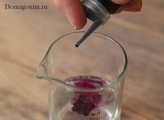 Очистка самогона марганцовкой польза и вред