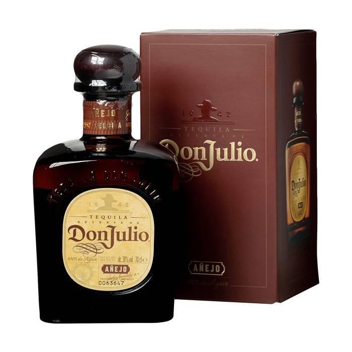 Текила don julio (дон хулио): история, описания и виды