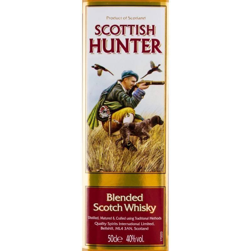 Пробую виски для охотников scottish hunter