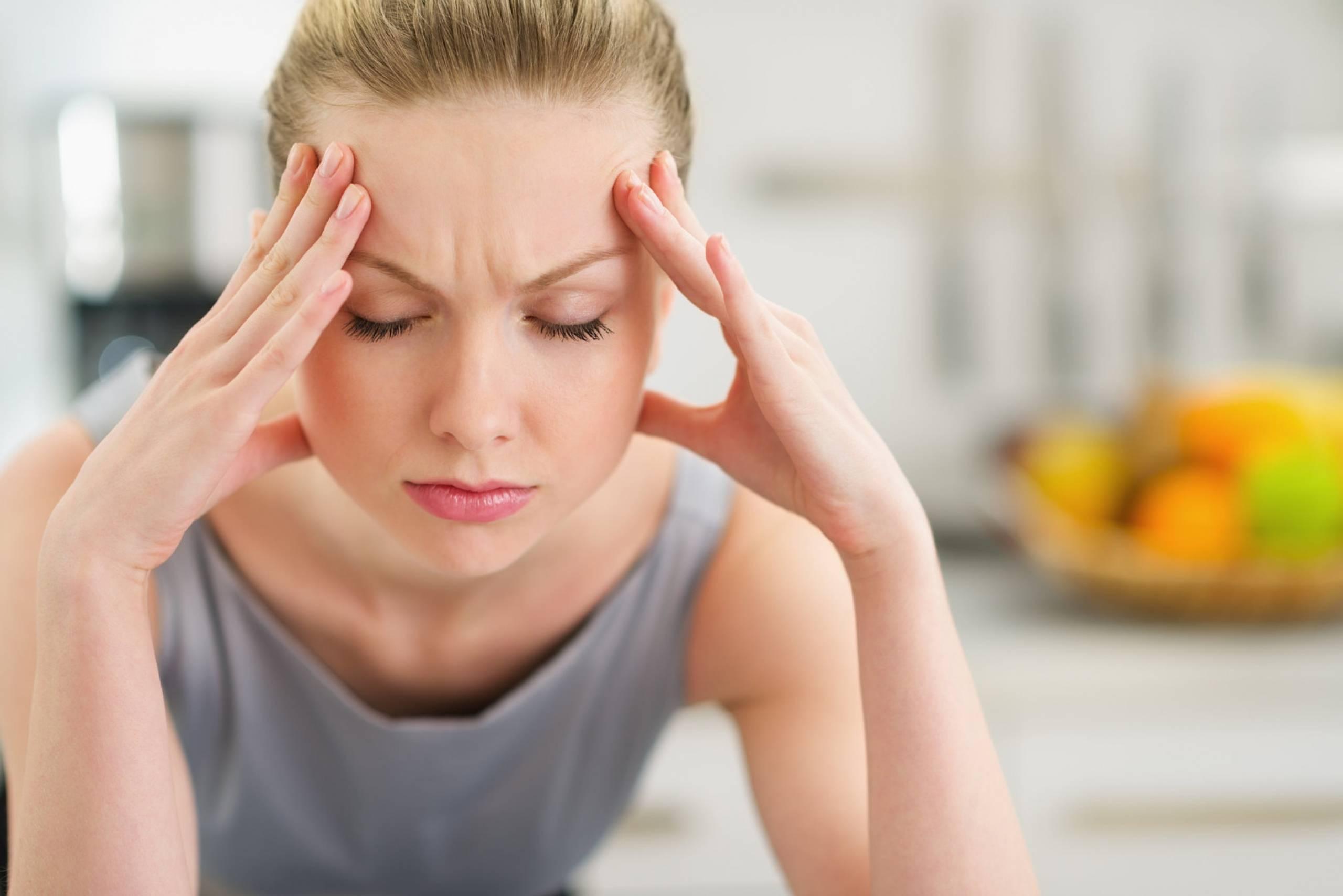 Негативное влияние похмелья на психику