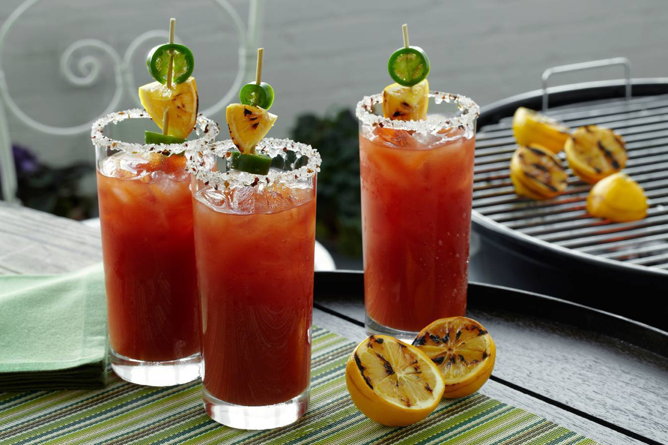 Коктейль кровавая мэри - классический рецепт приготовления