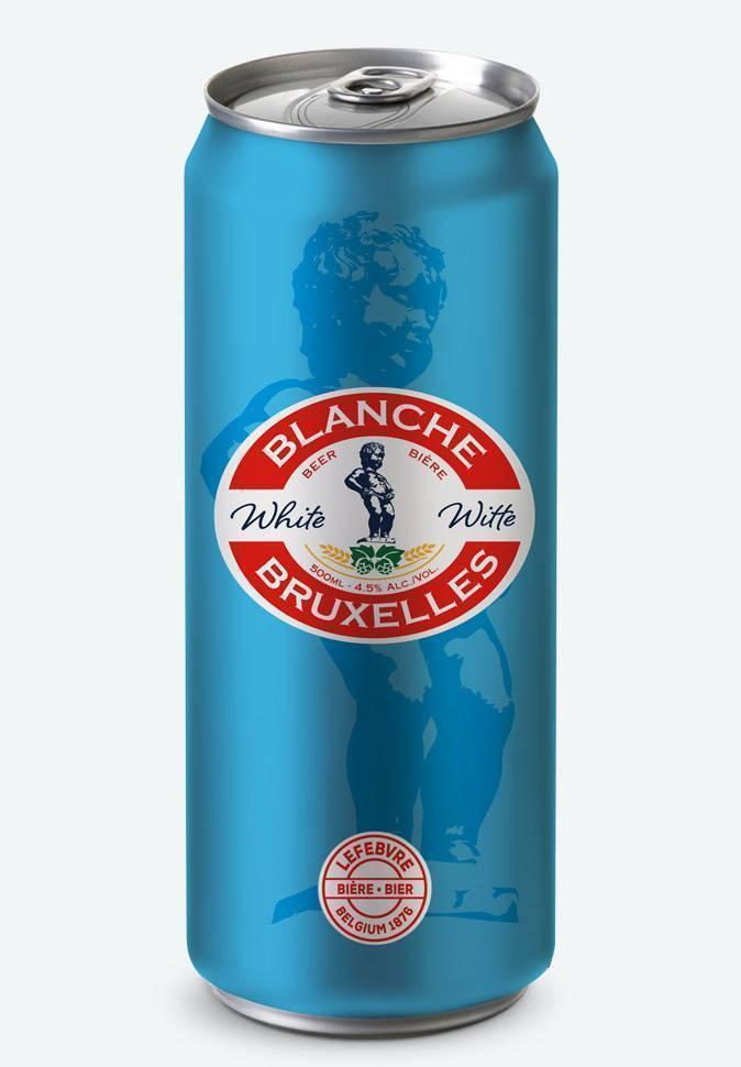 Пиво бланш де брюссель (blanche de bruxelles) — особенности и стоимость напитка, отзывы покупателей