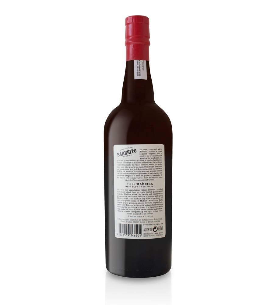 Что такое мадера вино?