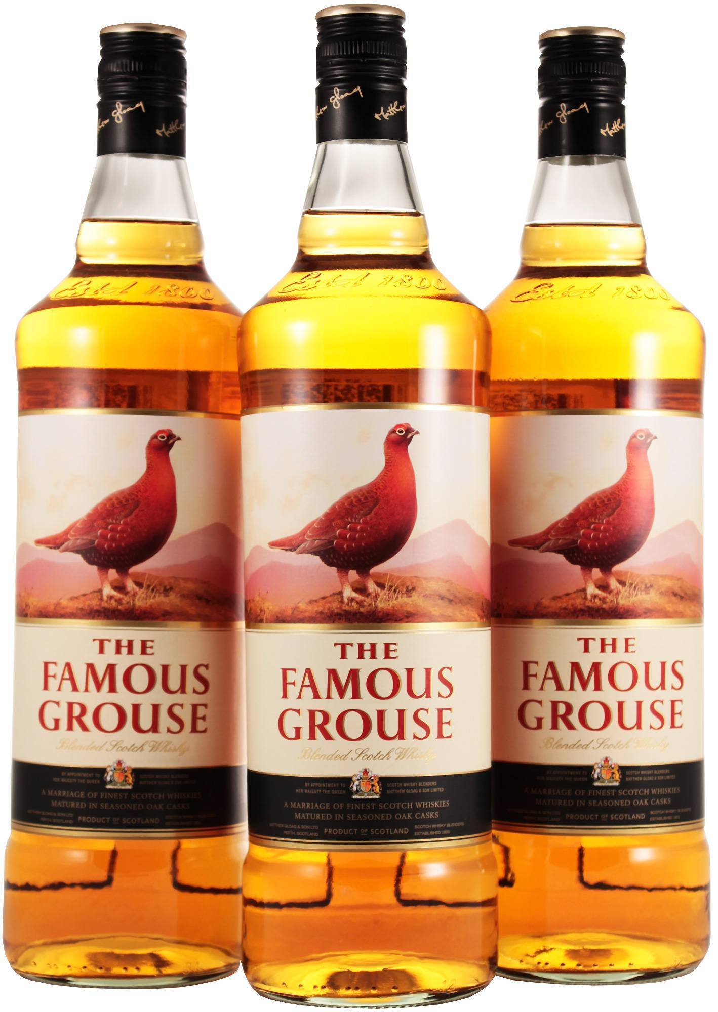 Все о виски famous grouse
