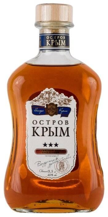 Обзор крымских коньяков