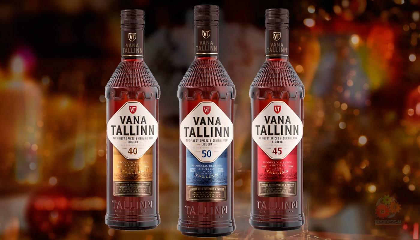 Vana tallinn вана таллин ликер (старый таллин), как пить, состав, коктейли с вана таллин