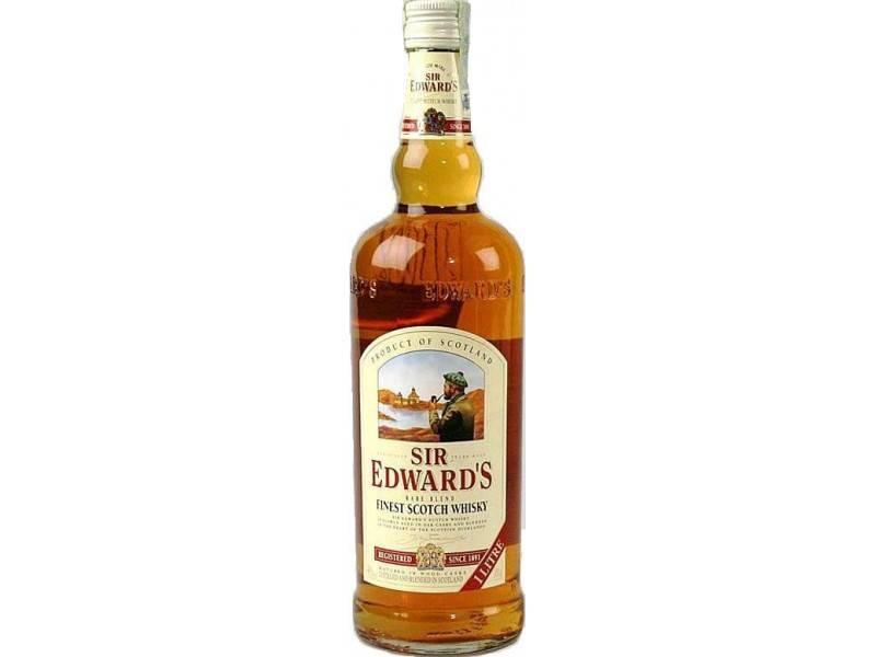 Виски сэр эдвардс — история алкоголя